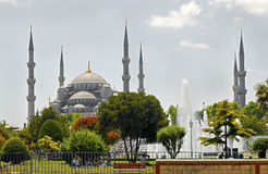 The Blue Mosque Istanbul Stock Images