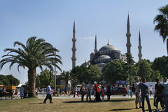 Blue Mosque, Istanbul Stock Photography