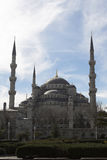 Blue mosque in Istanbul Stock Images