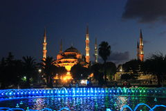 Blue mosque. İstanbul blue mosque stock image