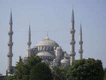 BLUE MOSQUE, ISTANBUL Royalty Free Stock Photos