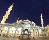 Blue Mosque,Istanbul Royalty Free Stock Photography