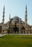 Blue mosque Istanbul Stock Photo