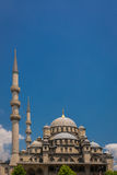 Blue Mosque in Istanbul. Blue Mosque (Sultanahmet Camii) in Istanbul, Turkey Royalty Free Stock Photos