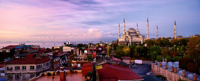 Free Blue Mosque, Istanbul, Turkey Stock Photography - 14955872