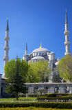 Blue mosque  / Istanbul, Turkey Royalty Free Stock Photos