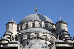 Blue Mosque in Istanbul, Turkey. The famous Sultan Ahmed Mosque (Blue Mosque) in Istanbul, Turkey Royalty Free Stock Photography
