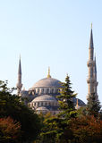 The Blue Mosque, Istanbul - Turkey Stock Images