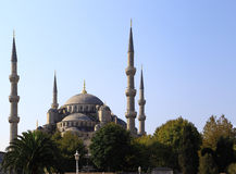 The Blue Mosque, Istanbul - Turkey Stock Photography