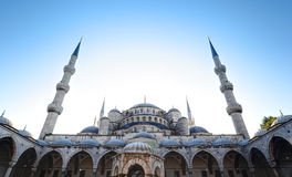 The Blue Mosque, Istanbul - Turkey Royalty Free Stock Images