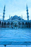 The Blue Mosque, Istanbul, Turkey. Royalty Free Stock Photos