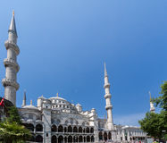 Blue Mosque Istanbul Turkey Stock Photos