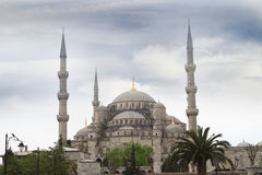 The Blue Mosque in Istanbul Stock Photography