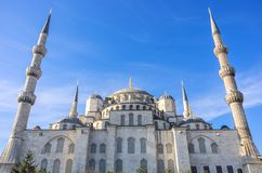 Blue Mosque,Istanbul Stock Photo