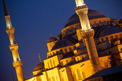 The Blue Mosque - Istanbul Royalty Free Stock Photo