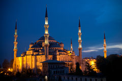 The Blue Mosque - Istanbul Stock Photos