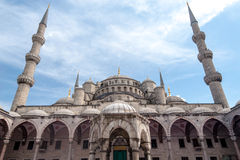 Blue mosque Stock Photos