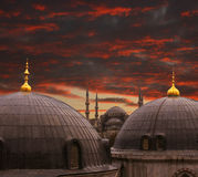 The Blue Mosque Royalty Free Stock Image