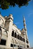 The blue mosque Stock Photos