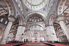 The Blue Mosque in Istanbul Royalty Free Stock Photos