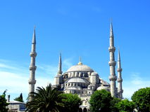 The Blue Mosque, Istanbul Stock Photography