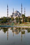 Blue Mosque in Istanbul, Turkey Stock Photo