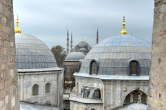Blue Mosque - Istanbul, Turkey Royalty Free Stock Photo