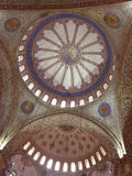 Blue Mosque in Istanbul, Turkey Royalty Free Stock Images