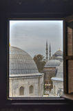Blue Mosque - Istanbul, Turkey Royalty Free Stock Photos
