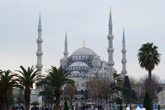 The Blue Mosque. Istanbul, Turkey Stock Photos