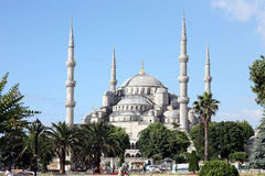Blue Mosque Istanbul Royalty Free Stock Image