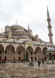 Blue mosque Istanbul Royalty Free Stock Photography