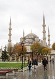Blue mosque Istanbul Royalty Free Stock Photos