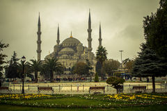 Blue mosque Istanbul Stock Photos