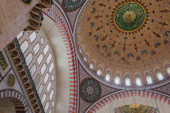 Blue Mosque in Istanbul. Turkey, Istanbul Sultan Ahmed Mosque (Blue Mosque Stock Photos