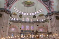Blue Mosque in Istanbul. Turkey, Istanbul Sultan Ahmed Mosque (Blue Mosque Royalty Free Stock Image