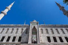 Blue Mosque Istanbul Turkey Stock Images