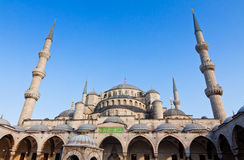 Blue Mosque, Istanbul, Turkey Royalty Free Stock Photography