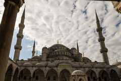 Blue Mosque, Istanbul, Turkey Stock Photos
