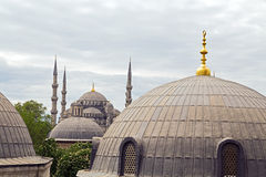 Blue Mosque, Istanbul, Turkey Royalty Free Stock Photos