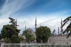 Blue Mosque, Istanbul, Turkey Stock Photography