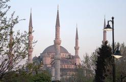 Blue Mosque (Istanbul, Turkey) Stock Photo