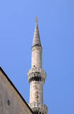 The Blue Mosque Minaret Royalty Free Stock Images