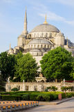 Blue Mosque Scenery Royalty Free Stock Image