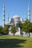 Blue Mosque (Sultanahmet Camii) in Istanbul. Stock Images