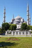 Blue Mosque (Sultanahmet Camii) in Istanbul. Royalty Free Stock Photos
