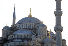 The Blue Mosque Royalty Free Stock Photos