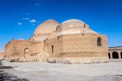 Blue mosque in Tabriz Royalty Free Stock Photos