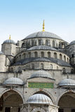 Blue Mosque, Travel Destination, Istanbul Turkey Royalty Free Stock Photo