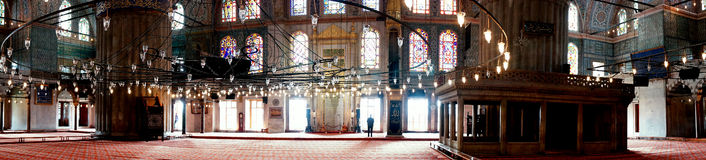 Blue Mosque, Turkey Stock Images
